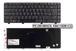 HP 510, 530 gyári új UK angol laptop billentyűzet (PK1301003C0)
