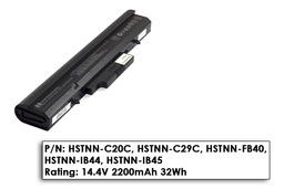 HP 510, 530 használt 4 cellás 80%-os gyári laptop akku/akkumulátor (HSTNN-IB44)