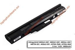 HP 510, 530 használt 8 cellás 70%-os gyári laptop akku/akkumulátor (HSTNN-IB45)