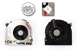 HP 550, 6720s, nx6310 használt hűtő ventilátor Panasonic UDQFRPH55C1N