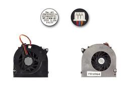 HP 550, 6720s, nx6310 használt laptop hűtő ventilátor (Panasonic UDQFRPH52C1N)