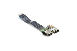 HP 650, 655, Compaq Presario CQ58 használt laptop USB panel kábellel (35110EY00-04T-G)