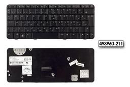 HP Compaq 2230s használt magyar laptop billentyűzet, 493960-211