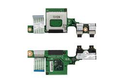 HP Compaq 610, 615 laptophoz használt audió és kártyaolvasó panel (6050A2330301)