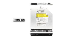 HP Compaq 610, Compaq Presario CQ61 laptophoz használt DVD író (AD-7561S, 517850-001)