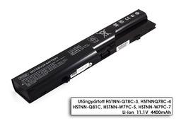 HP Compaq 620, 625, HP Probook 4520s helyettesítő új 6 cellás laptop akku/akkumulátor (HSTNN-IB1A)