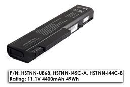 HP EliteBook 8440p laptop akkumulátor, új, gyárival megegyező minőségű helyettesítő, 6 cellás (4400mAh)
