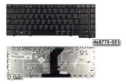 HP Compaq 6530b, 6535b használt francia laptop billentyűzet, 468775-051