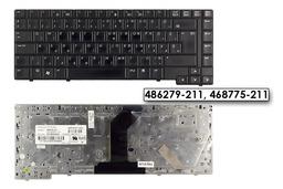 HP Compaq 6530b, 6535b használt magyar laptop billentyűzet, 468775-211