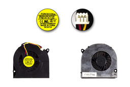 HP Compaq 6530s, 6535s, 6735s gyári új laptop hűtő ventilátor (DFS531005MC0T)