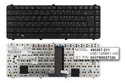 HP Compaq 6530s, 6730s, 6735s gyári új magyar laptop billentyűzet (491274-211)
