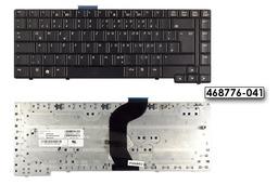 HP Compaq 6730b, 6735b használt német laptop billentyűzet, 468776-041