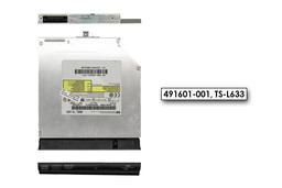 HP Compaq 6735s használt DVD író (491601-001)