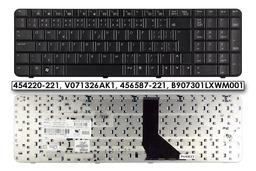 HP Compaq 6820s gyári új cseh laptop billentyűzet (454220-221)
