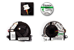 HP Compaq 6910b, 6910p gyári új laptop hűtő ventilátor (SPS 446416-001)