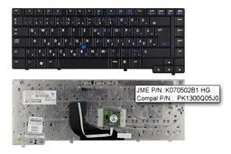 HP Compaq 6910p gyári új magyar laptop billentyűzet (446448-211)