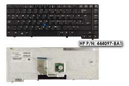 HP Compaq 6910p használt szlovén laptop billentyűzet (446448-BA1)