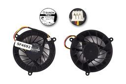 HP Compaq 8710p, 8710W gyári új laptop hűtő ventilátor, GC056015VH-A