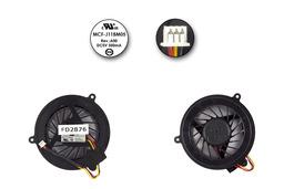 HP Compaq 8710p, 8710W laptop hűtő ventilátor, MCF-J11BM05