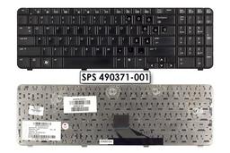 HP Compaq CQ61, G61 használt magyarított laptop billentyűzet (SPS 490371-001)