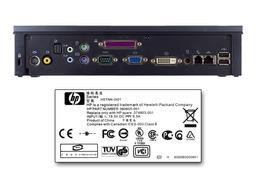 HP Compaq dokkoló állomás, HSTNN-IX01