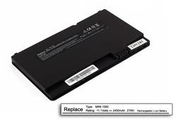 HP Compaq Mini 700, 1000, 1110 helyettesítő új 3 cellás laptop akku/akkumulátor (HSTNN-OB80)