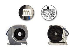 HP Compaq nc6000, nx5000, Compaq Presario V1000 használt laptop hűtő ventilátor (UDQF2PH02C1N)