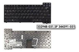 HP Compaq nc6000,nx5000,Presario V1000 laptophoz használt UK angol billentyűzet (332948-031,344391-031)