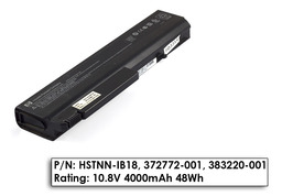 HP Compaq NC6100, NX5100 laptophoz 80%-os használt 6 cellás gyári laptop akku/akkumulátor (HSTNN-UB28, HSTNN-IB18)
