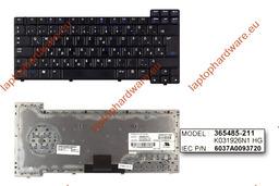 HP Compaq nc6110, nc6320, nx6110, nx6325 használt francia laptop billentyűzet (SPS: 416039-051)