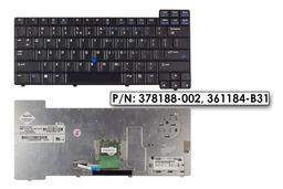 HP Compaq nc6220, nc6230 gyári új angol laptop billentyűzet (378188-002)
