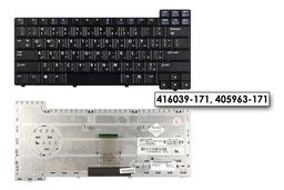 HP Compaq nc6320 nx6325 gyári új arab laptop billentyűzet SPS 416039-171, 405963-171