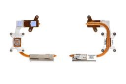 HP Compaq NC6400, 6910p laptophoz használt hőelvezető hűtőborda (418930-001, 419799-001, AT006000400)