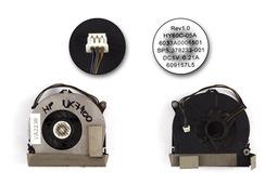 HP Compaq NX7300, NX7400 használt laptop hűtő ventilátor (6033A0006501)