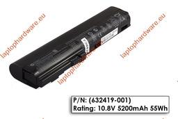 HP EliteBook 2560p, 2570p gyári használt 85%-os 6 cellás laptop akku/akkumulátor (632419-001)