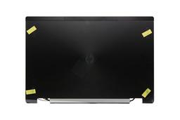 HP EliteBook 2570p, 810, 8570w, ZBook 15 gyári új laptop LCD kijelző hátlap LCD kábellel (690632-001)