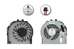 HP EliteBook 2740p gyári új laptop hűtő ventilátor (597840-001, KSB0405HB 9F73)