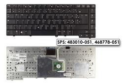 HP EliteBook 6930p használt francia magyarított laptop billentyűzet (468778-051)