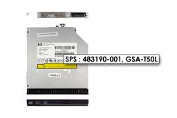 HP EliteBook 6930p laptophoz használt DVD-író (SPS: 483190-001)