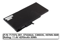 HP EliteBook 740 G1, 840 G1 gyári új 3 cellás laptop akku/akkumulátor  CM03XL, E7U24AA (717376-001)
