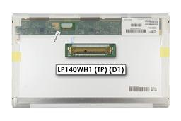Gyári új matt 14.0'' HD (1366x768) LED kijelző HP EliteBook 8440p laptopokhoz (csatlakozó: 30 pin - jobb)