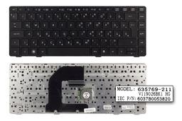 HP EliteBook 8460p, ProBook 6460b gyári új magyar laptop billentyűzet trackpointtal, (Win7) (641835-211)