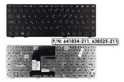 HP EliteBook 8460p, ProBook 6460b használt magyar laptop billentyűzet (641834-211)