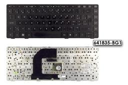 HP EliteBook 8460p, ProBook 6460b használt svájci laptop billentyűzet (641835-BG1)