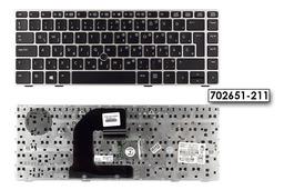 HP EliteBook 8470p, 8470w gyári új magyar laptop billentyűzet (702651-211)
