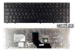 HP EliteBook 8560p gyári új magyar fekete laptop billentyűzet trackpointtal (641179-211)