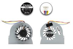 HP EliteBook 8560W, 8570W gyári új laptop hűtő ventilátor