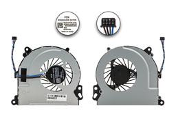 HP Envy 15-J0, 17-J0, Pavilion 15-J1, 17-J1 sorozathoz gyári új laptop hűtő ventilátor (720235-001, 6033B0032801)