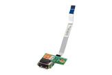 HP G62, G72 használt USB panel (01013JS00-388-G)
