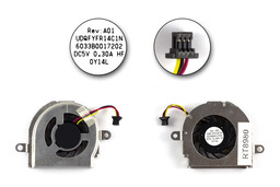 HP Mini 1000, 1010 gyári új laptop hűtő ventilátor (UDQFYFR14C1N)